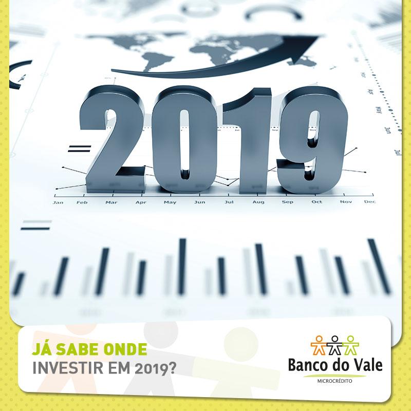 investir em 2019